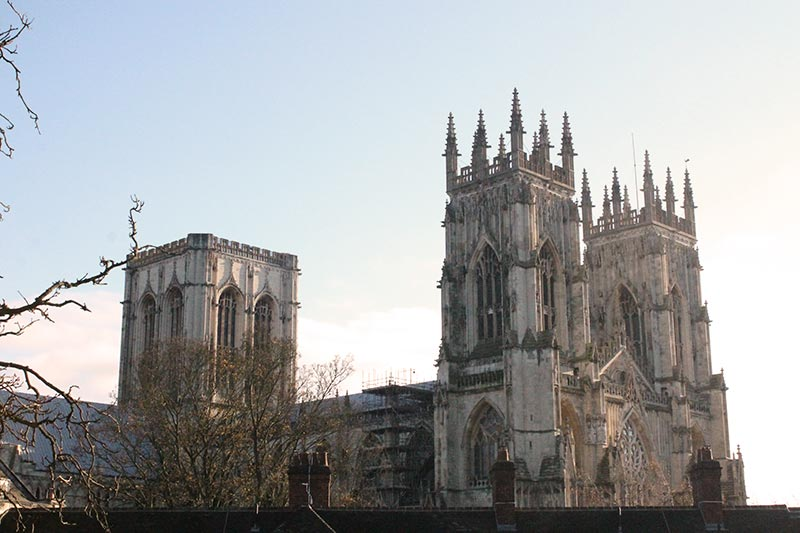 The Highs and Lows of York Minster!